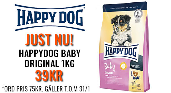 Happy Dog Baby Original jan2021