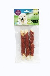 2pets Tuggrulle m file 17cm 3-PACK