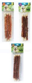 2pets Tuggrulle m file 28cm 3-PACK