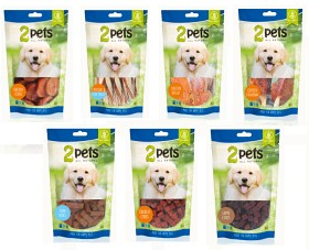 2pets Dogsnack 100 g