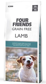 Four Friends Grain Free Lamb 12kg