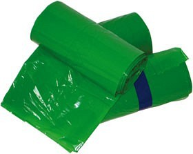 Bajspåsar Gröna 50-pack