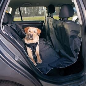 Bilskydd för baksäte 145cm×160cm SVART