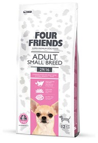 FourFriends Adult Small Breed 3kg
