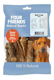 Four Friends Beef Lung & Beef Tripe 100g