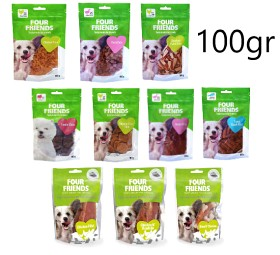 Four Friends Hundgodis 100g