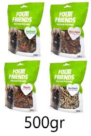 Four Friends Hundgodis 500g