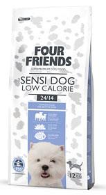 Four Friends Sensi Dog Low 3kg