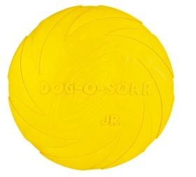 Frisbee, naturgummi flytande 22 cm