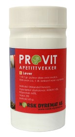 Provit Gobiten Aptitretare Lever65gr