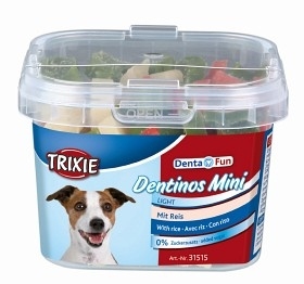 Trixie Dentinos Mini 140g Vegetabiliska