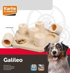 Karlie aktiveringsleksak Galileo 24cm