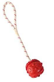 Leksak Boll på rep flytande 4,5/35 cm