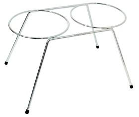 Matbar Lexi L 2x4liter 35cm Exklusive skålar