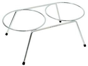 Matbar Lexi M 2x2liter 25cm Exklusive skålar