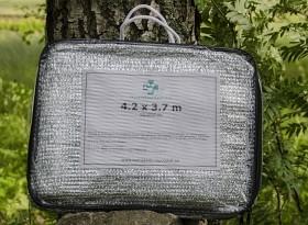 Silverduk Large 3,7 x 4,2m