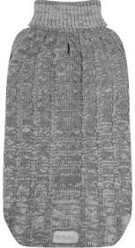 Stickad GRÅ XL 46cm
