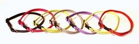 Valphalsband Justerbart med REFLEX tråd 10mm 22-35cm