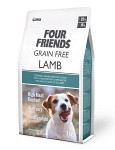 Four Friends Grain Free Lamb 3kg