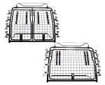 Artfex Hundgrind Modell 1/2 Enkel/Dubbeldörr