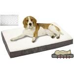 Hundbädd Ortho 100x12x65 cm