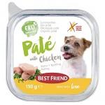 Best Friend Ekologisk paté m kyckling 150g