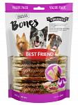 BestFriend Bones Tuggpinnar m Kyckling & Ankfilé 50st