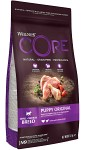 CORE Puppy Small & Medium, Kyckling & Kalkon 1,5kg