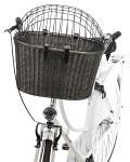 Cykelkorg för hund m Galler, 44xh34x41cm