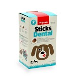 Dogman Sticks Dental Box 28-pack M/L