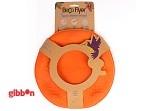 Beco Eco Frisbee 24cm naturgummi