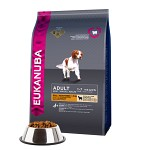 Eukanuba Adult Small & Medium, Lamb & Rice 2,5kg