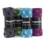 Dogman Fleecefilt Star 100 x 70cm