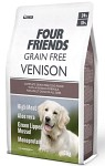 FourFriends Grain Free Venison 3kg