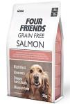FourFriends Grain Free Salmon 3kg