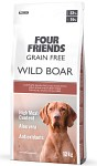 FourFriends Grain Free Wild Boar 12kg