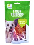 FourFriends Chicken N`Rawhide 100g