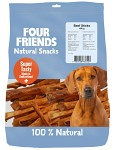 Four Friends Natural Snacks Beef Stick 400g