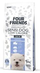 Four Friends Sensi Dog Low 17kg