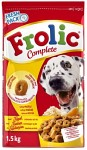 Frolic KYCKLING & RIS 1,5kg