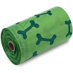 Green Bone Nedbrytbara Bajspåsar Refill 1-pack