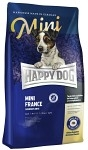 HappyDog Sens. Mini France GrainFree 4kg