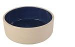 Trixie Keramikskål Beige/Blå 2,1 liter