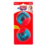 Kong Squezz Action Boll L, 2-pack