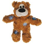 Kong wild knots bear brun XL