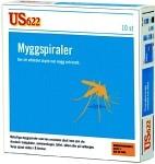 Myggspiral US622
