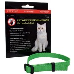Petwise fästinghalsband Katt/hund, 0-35cm