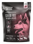 PrimaDog Adult All Breed Grain Free Lax & Potatis 1,5kg