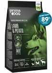 PrimaDog Adult All Breeds Lamm & Potatis 2kg