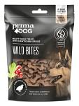 PrimaDog Wild Bites, Vaktel & hagtorn 150gr